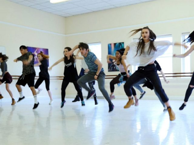 Superstar – AlunaGeorge – Choreographed by Matt Walker