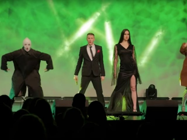 'When You're An Addams' – Choreographed and Arranged by Marina Abdeen and Jonathan Rees