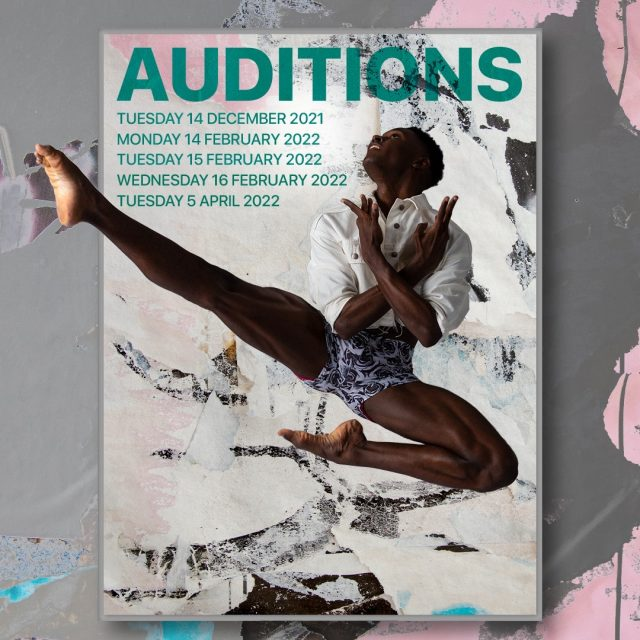 Auditions for Sept 2022